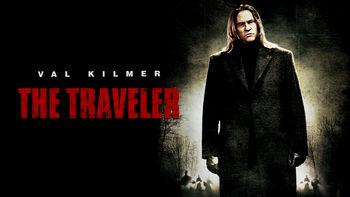 Netflix box art for The Traveler