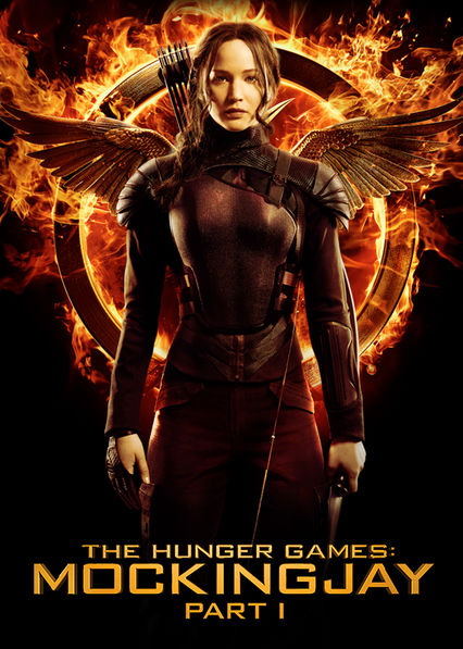 The Hunger Games: Mockingjay - Part 1 Netflix AU (Australia)