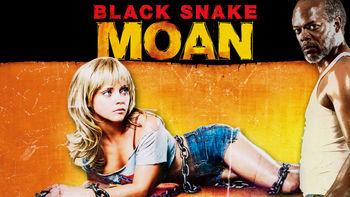 Netflix box art for Black Snake Moan