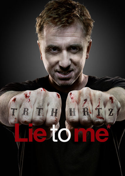 Lie to Me Netflix CL (Chile)