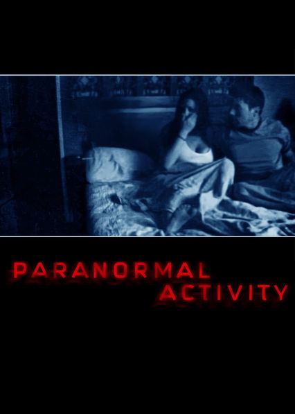 Paranormal Activity Netflix IN (India)