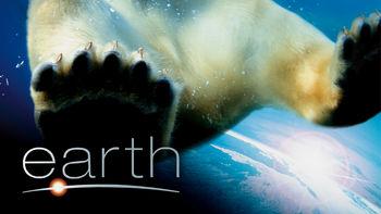 Netflix box art for Earth
