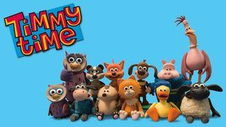 Netflix box art for Timmy Time - Season 1