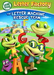LeapFrog Factory Adventures: The Letter Machine Rescue Team