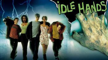 Netflix box art for Idle Hands