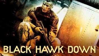 Black Hawk Down (2001) on Netflix in the Netherlands
