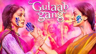 Netflix box art for Gulaab Gang