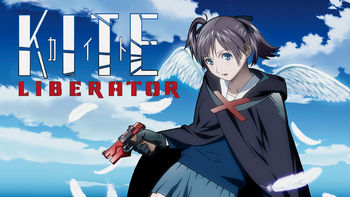 Netflix box art for Kite Liberator
