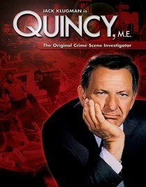 Quincy, M.E.: Season 2: Has Anybody Here Seen Quincy?