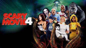 Netflix box art for Scary Movie 4
