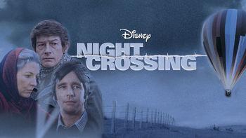 Netflix box art for Night Crossing