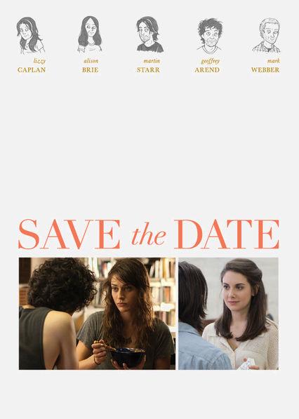 Save the Date Netflix AR (Argentina)