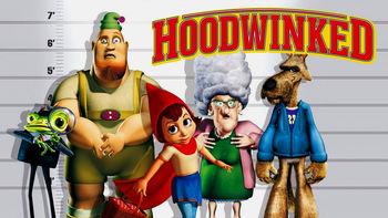Netflix box art for Hoodwinked