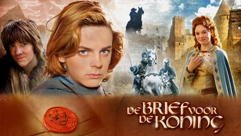Netflix box art for De brief voor de koning