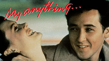 Netflix box art for Say Anything...