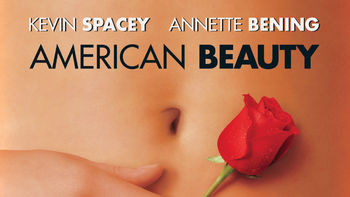 Netflix box art for American Beauty