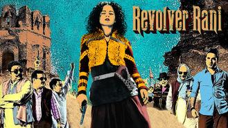 Netflix box art for Revolver Rani