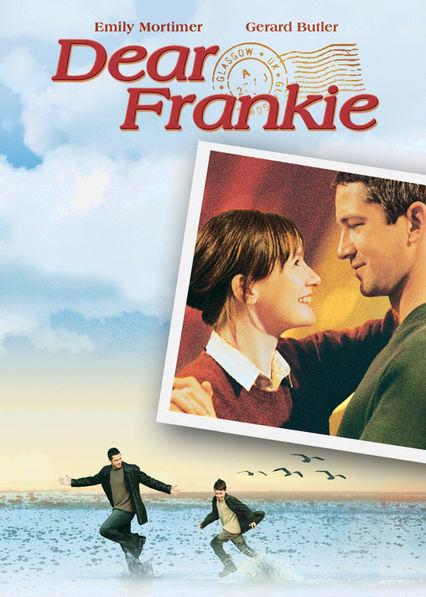 Dear Frankie Netflix BR (Brazil)