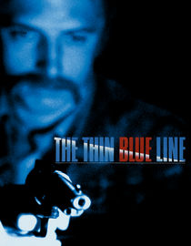 Box art for The Thin Blue Line