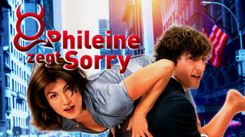 Netflix box art for Phileine Says Sorry