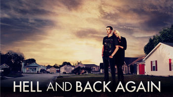 Netflix box art for Hell and Back Again