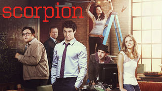 Netflix Box Art for Scorpion - Season 1