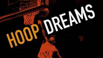 Netflix box art for Hoop Dreams