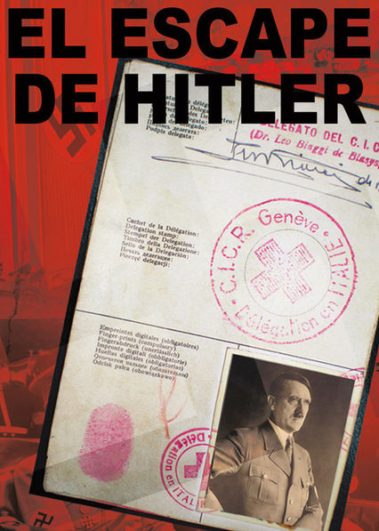 El Escape de Hitler Netflix DO (Dominican Republic)