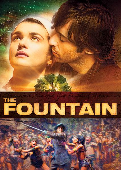 The Fountain Netflix BR (Brazil)