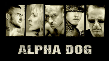 Netflix box art for Alpha Dog