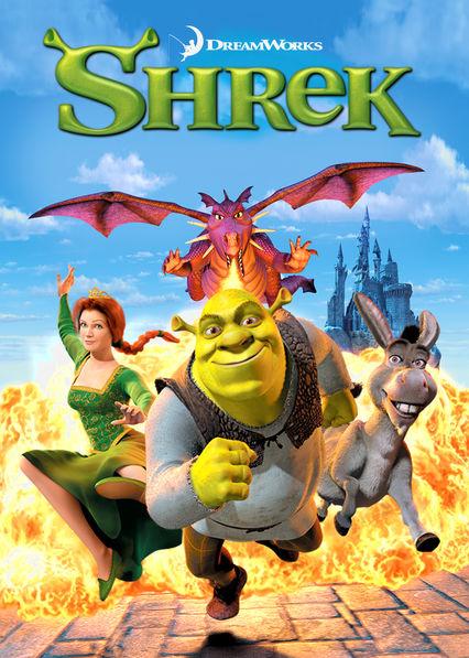 Shrek Netflix BR (Brazil)