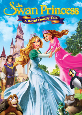 Swan Princess: A Royal Family Tale