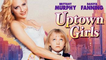 Netflix box art for Uptown Girls
