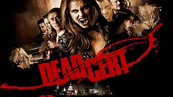 Netflix box art for Dead Cert