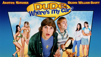 Netflix box art for Dude, Where's My Car?