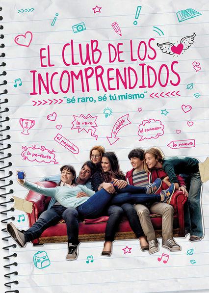 El club de los incomprendidos Netflix BR (Brazil)