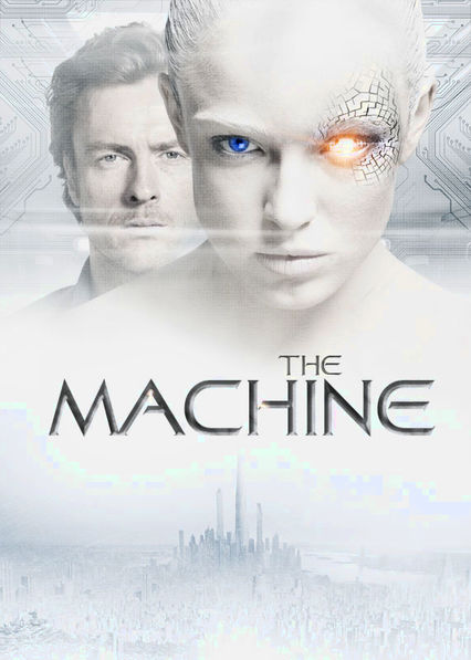The Machine Netflix BR (Brazil)