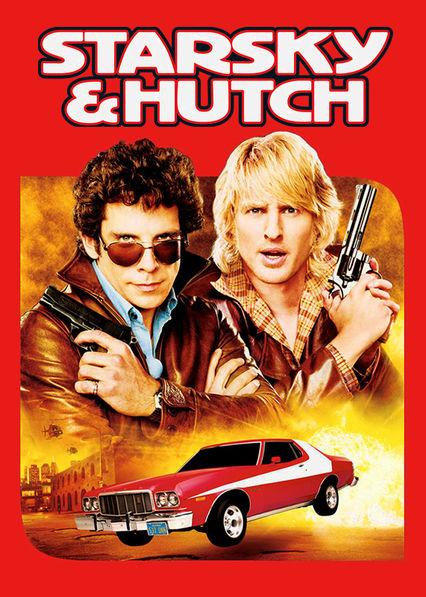 Starsky and Hutch Netflix BR (Brazil)
