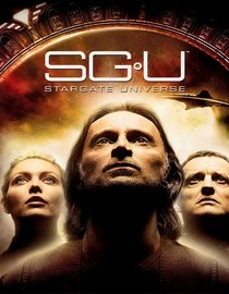 Stargate Universe: Season 1: Space