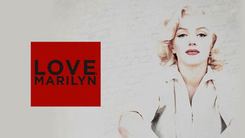 Netflix box art for Love, Marilyn