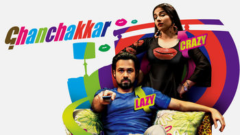 Netflix box art for Ghanchakkar