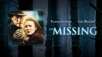 Netflix box art for The Missing