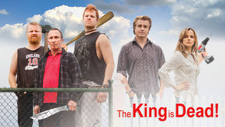 Netflix box art for The King Is Dead!