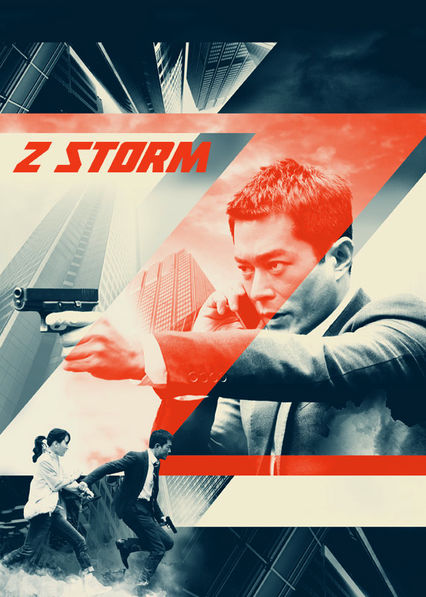 Z Storm Netflix MX (Mexico)