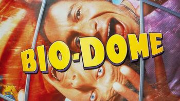 Netflix box art for Bio-Dome