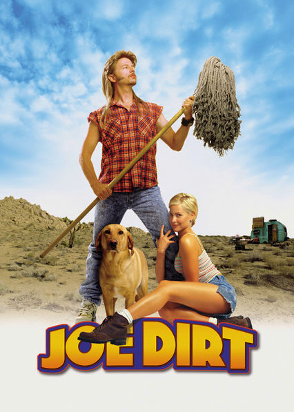 Joe Dirt Netflix UK (United Kingdom)