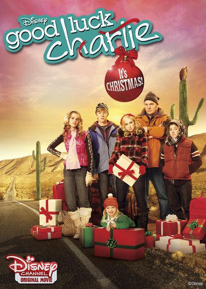 Good Luck Charlie: It's Christmas Netflix BR (Brazil)