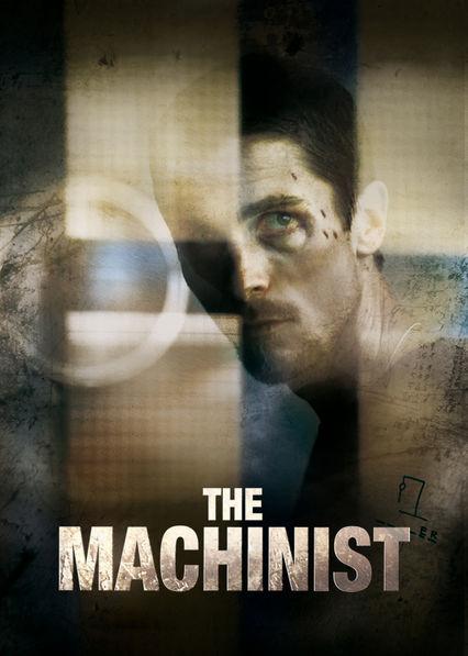 The Machinist Netflix AU (Australia)