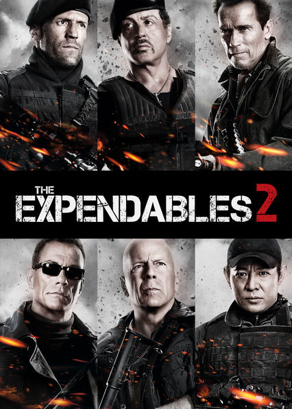 The Expendables 2 Netflix BR (Brazil)