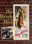 The Bicycle Thief Poster